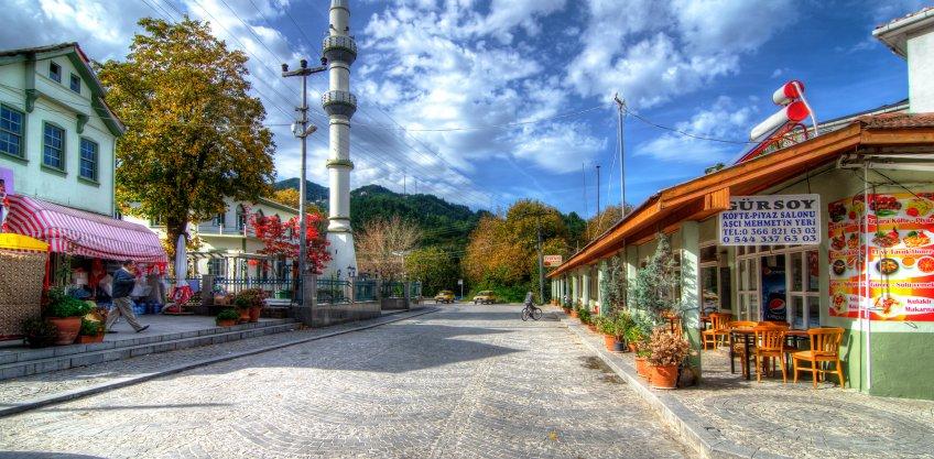 <b>Evrenye Köyü</b> Camii Onarımı ve Çevre Düzenlemeleri