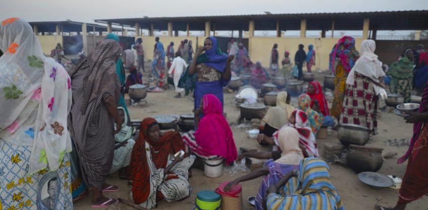 <b>Organization for Humanitarian Aid to Chad</b>