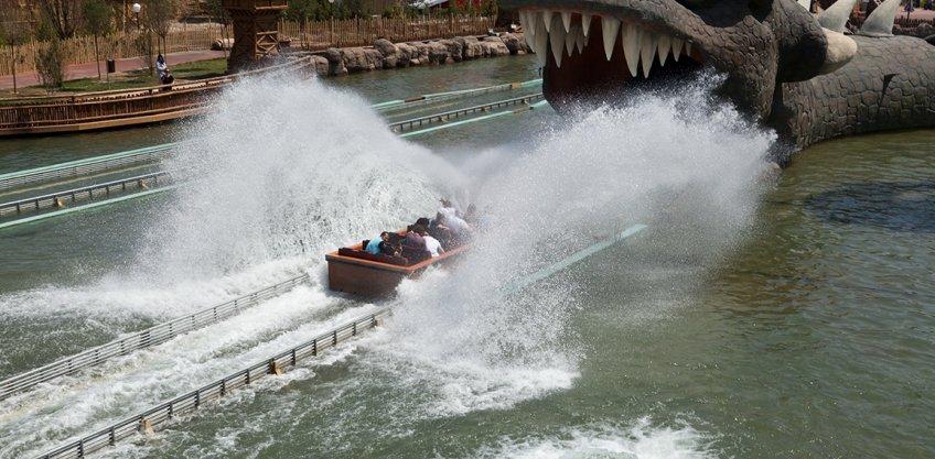 <b>Vialand</b> Tema Park