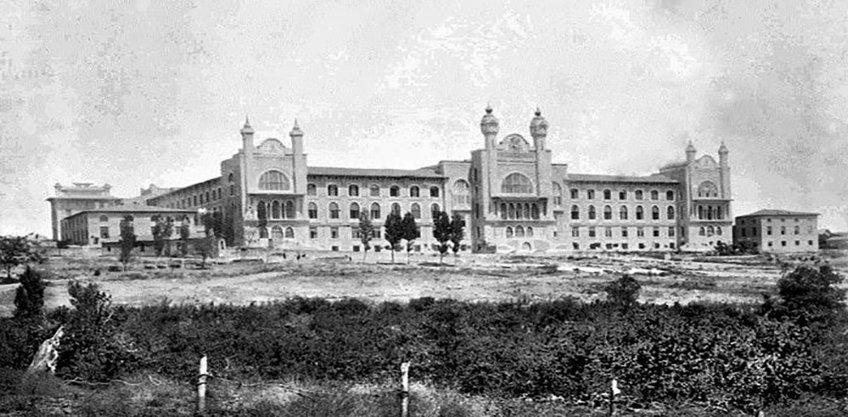 Mekteb-i Tıbbiye Restorasyonu