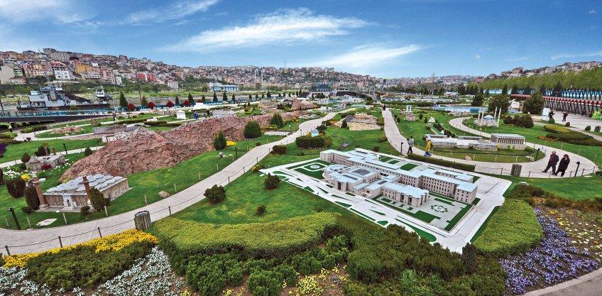 <b>Miniatürk</b> Türkiye Parkı