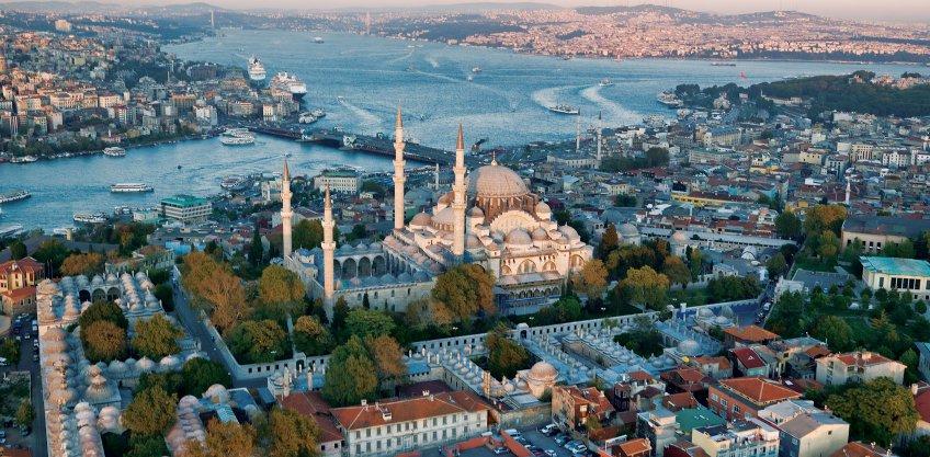 <b>Süleymaniye Camii</b>